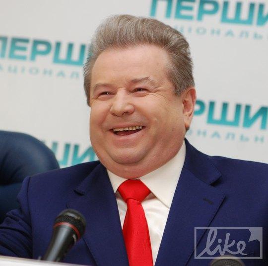 Поплавский хочет петь в Украине