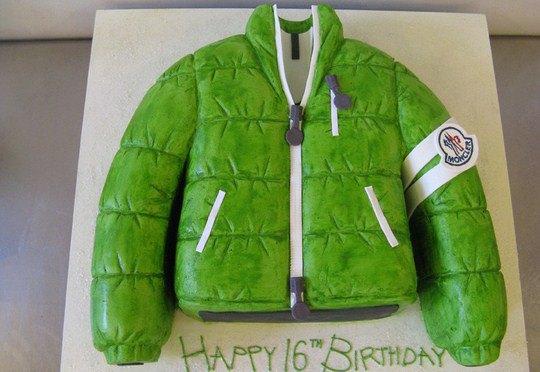 Съедобная курточка в подарок