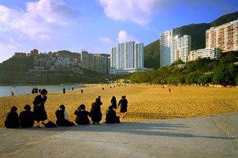 Repulse Bay (Гонконг): мусор