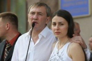 Дочка Черновецкого пожалела $80 тыс. на свадьбу