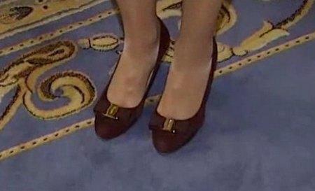 Туфли Ирины Гориной