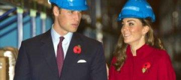 Кейт и Уильям затеяли ремонт во дворце