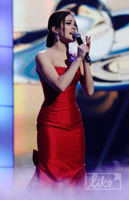 Певица Маша Собко