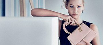 Дженнифер Лоуренс стала лицом Christian Dior