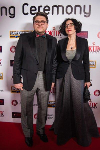 Виктория Гресь и Аркадий Маслов