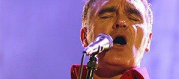 Моррисси подписал контракт на два новых альбома