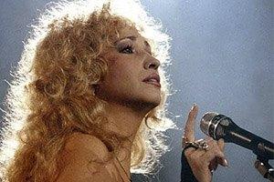 Ирина Аллегрова отменила концерт в Киеве