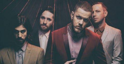Новая песня Imagine Dragons за сутки собрала более 3 млн прослушиваний