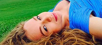Беременная Яна Соломко показала фото с отдыха