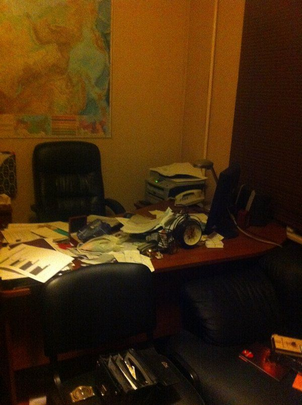 В Москве ограбили офис Анастасии Стоцкой