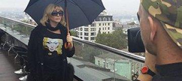 Ирина Билык накормила звезд котлетами собственного приготовления