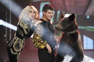 """Лобода пожаловалась на """"отказы от медведей"""""""