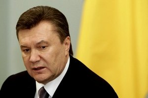 Янукович засветил часы за 256 тыс. грн
