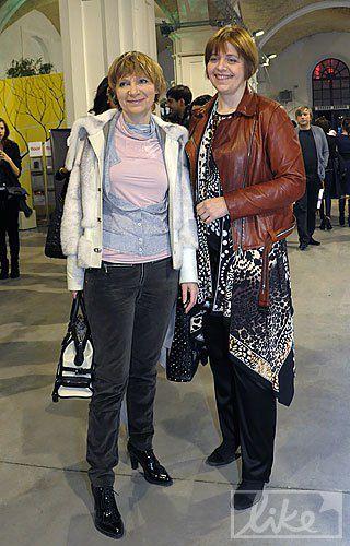 Алена Ворожбит и Татьяна Земскова