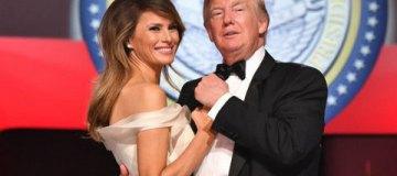 Холодный прием: в соцсетях удивляются официозным отношениям Мелании и Дональда Трамп