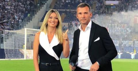 Андрей Шевченко в Италии дебютировал в новом амплуа