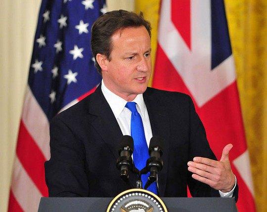 Дэвид Кэмерон поддерживает национального производителя