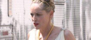 53-летняя Шерон Стоун стала Афродитой