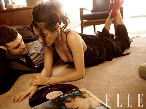 Интимные фото Джастина и Милы попали в руки хакера
