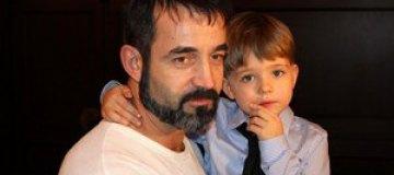 Дмитрий Певцов готов отправить пятилетнего сына в монахи