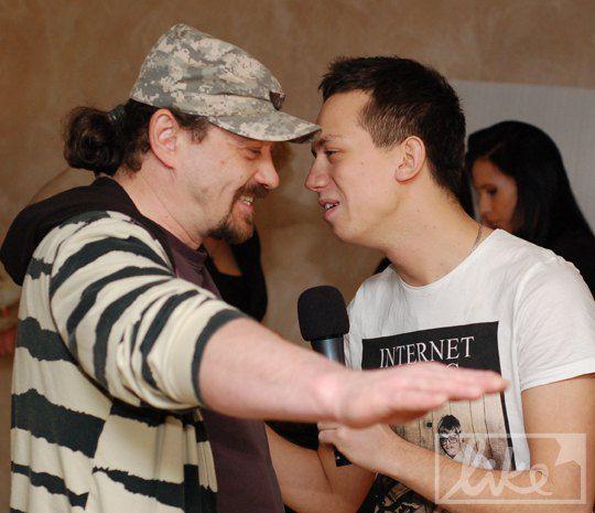 Сергей Поярков и Алексей Дурнев