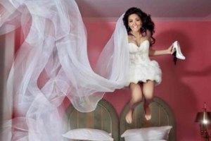 """Добрыднева считает, что выходить замуж надо """"подальше от Украины"""""""