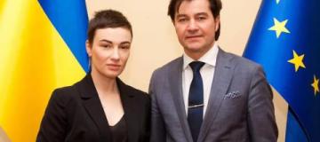 Анастасия Приходько стала заслуженной