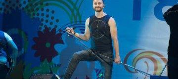 """У группы """"СКАЙ"""" на гастролях в Одессе украли все инструменты"""