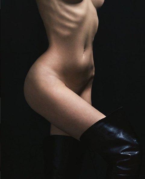 Кадры из фотосессии Валерии для Playboy