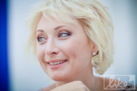 """Виктория Тигипко:""""Я - счастливый кинолюбитель"""""""