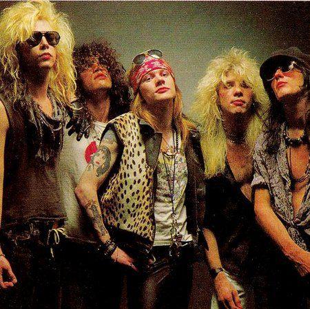 Теперь Guns'n'Roses смогут снова порадовать фанатов совместным выступлением