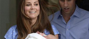 Кейт Миддлтон и принц Уильям придумали имя для будущей девочки