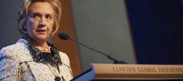 Хиллари Клинтон собирается развестись