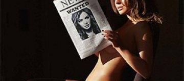 Молодая мама Агния Дитковските разделась для Playboy