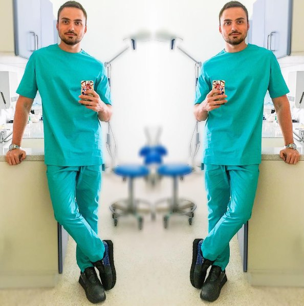 Селфи-хирург Каминский