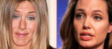 Дженнифер Энистон и Анджелина Джоли купили одинаковые сумочки