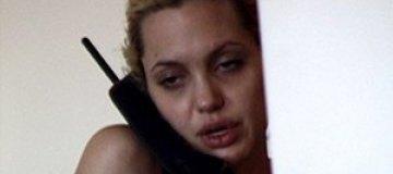В Интернет попали фото Анджелины Джоли под наркотиками