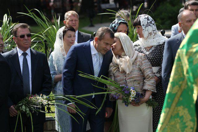 Андрей Клюев и Анна Герман