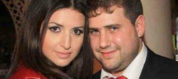 Мужа певицы Жасмин арестовали в Молдове