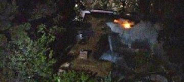 Дом Джека Николсона сгорел при загадочных обстоятельствах