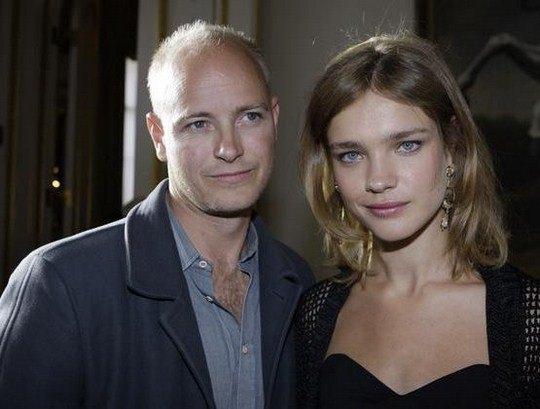 Наталья с бывшим мужем Джастином Портманом