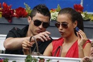 Ирина Шейк не собирается замуж на Роналду