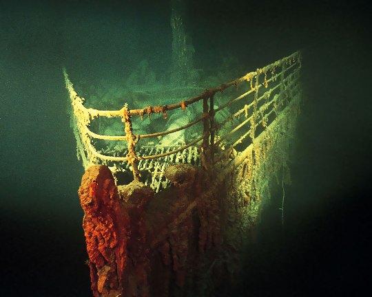 """Теперь Кейт Уинслет своими глазами увидит обломки настоящего """"Титаника"""""""