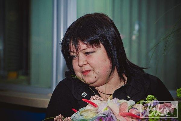 Мама Анастасии и Виктории Петрик Татьяна