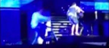 На Джастина Бибера напали на концерте в Дубае
