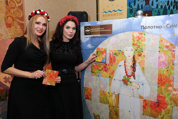 Ольга Сумская и Влада Литовченко