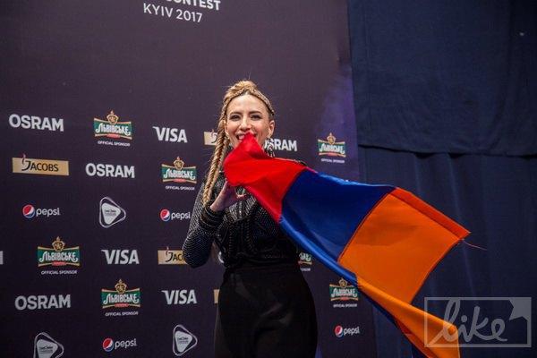 "Армения. Artsvik ""Fly With Me"""