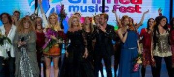 """Crimea Music Fest-2012: Пугачева, Гвердцители, """"Голос страны"""" и другие"""