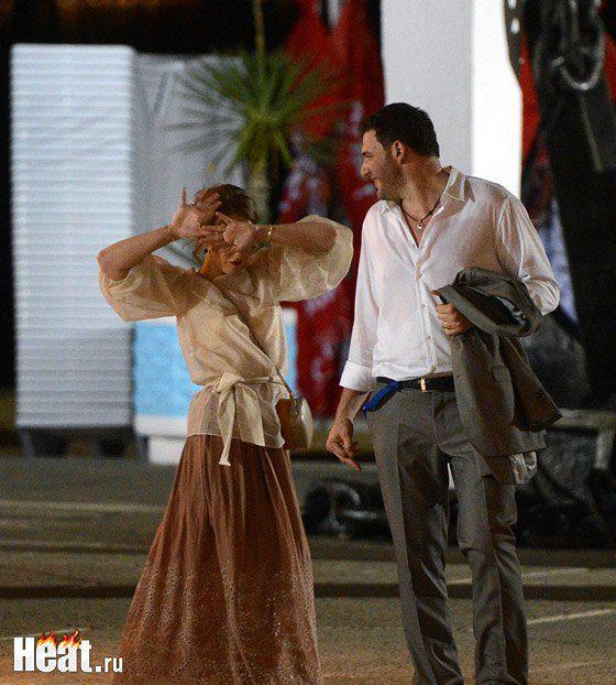 Собчак устроила в Сочи танцы