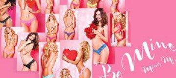 День святого Валентина в Victoria's Secret